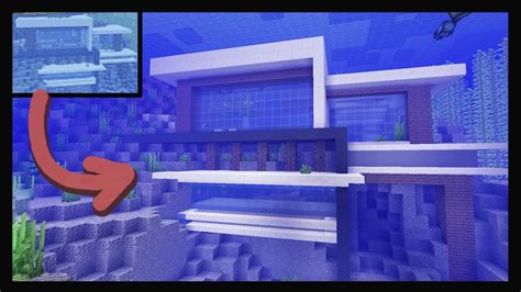 minecraft underwater house how to make an underwater house in minecraft minecraft 1