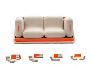Transformable And Convertible Furniture 23 multifunctional convertible sofas vurni
