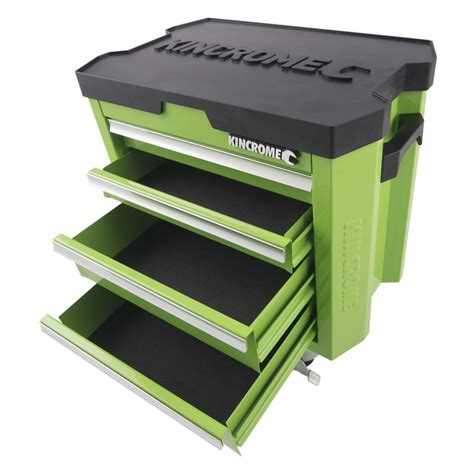 monster 4 drawer tool cart kincrome contour 174 mini tool trolley 4 drawer monster green