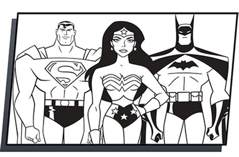 justice league unlimited coloring pages loaves and fishes