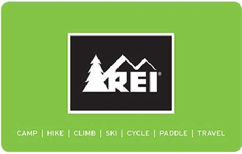 rei gift cards review buy discounted promotional offers gift cards no fee - Gift Cards No Fees