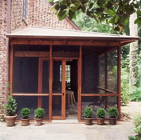 Screen Porch Doors by House Of Corkill