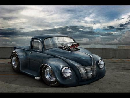 volkswagen bug truck volkswagen bug truck volkswagen cars background
