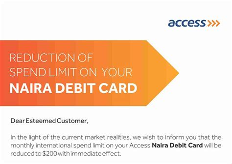 Visa Gift Card Atm Withdrawal - access bank reduces international spend limit to 200 per month ogbongeblog