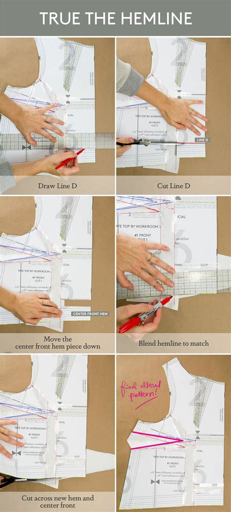 patterns for pirates full bust adjustment tutorial how to make a full bust adjustment on a bodice