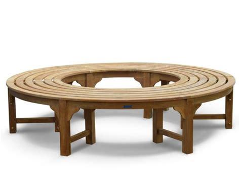 circular benches teak circular tree seat backless wrap around tree bench