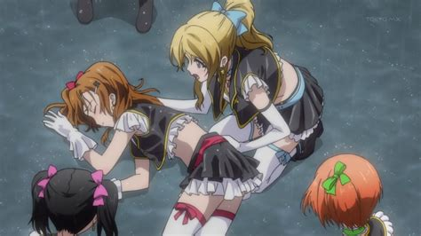 anime live anime review live school idol project