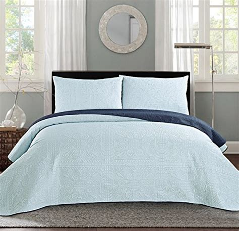 Navy Blue Bedspreads And Coverlets Bedspreads Coverlets Sets New King Cal King Bed Luxury 3