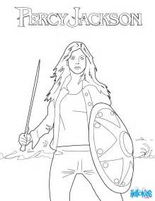 annabeth coloring pages hellokids
