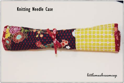 knitting needle roll tutorial tutorial knitting needle roll up blogged amira