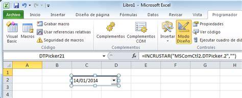 Insertar Calendario Un Calendario En Una Celda De Excel Apexwallpapers