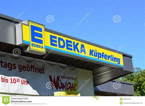 Dispenser Di Hypermart edeka supermarket editorial photo cartoondealer 50888947