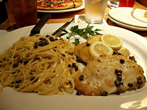 Kitchen Recipes California Pizza Kitchen Copycat Recipes Chicken Piccata