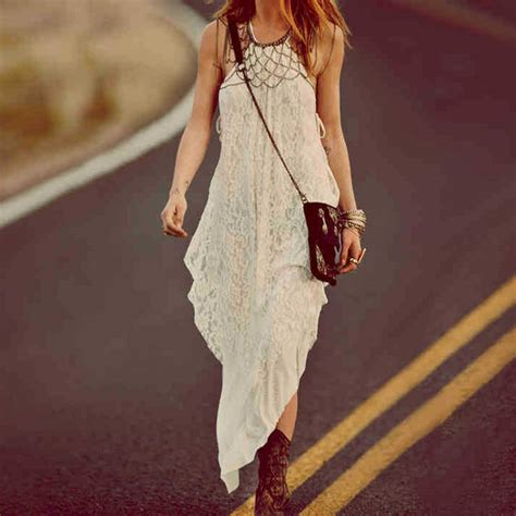 Rimple Dress White Balotelly Vg v neck white lace and chiffon one jumpsuit vg6705mn on luulla