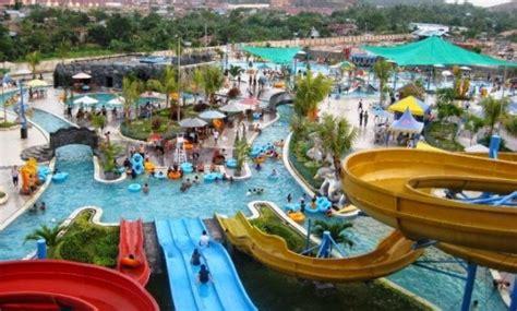 gambar labersa waterpark pekanbaru harga tiket masuk