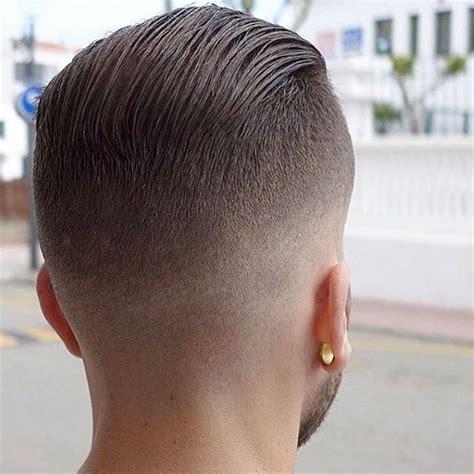 hair cut styles back of the head photos men s slicked back undercut