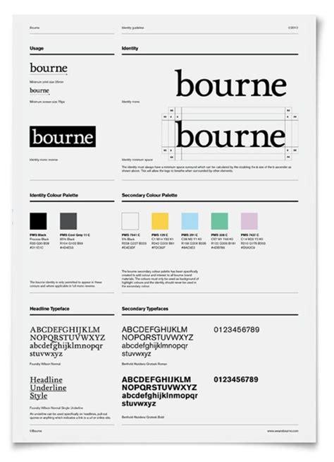 logo design guidelines template 19 minimalist style guides branding identity design