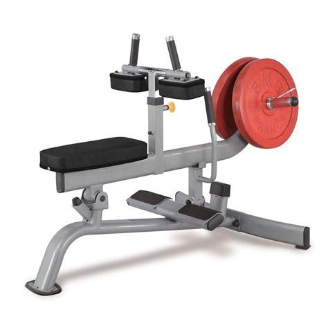 seated calf press seated calf press steelflex plateload line plsc