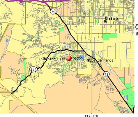 california map chino 91709 zip code chino california profile homes