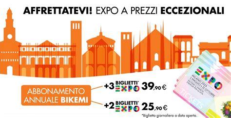ingresso expo prezzo bike di offre biglietti di expo a prezzi