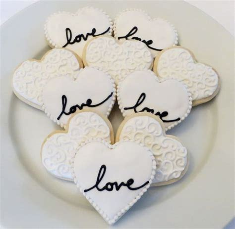 Wedding Cookie Ideas by Bridal Shower Cookie Favors And Bridal On