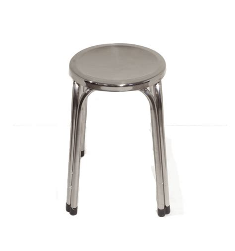 Tabouret Inox by Tabouret Inox Design Brillant