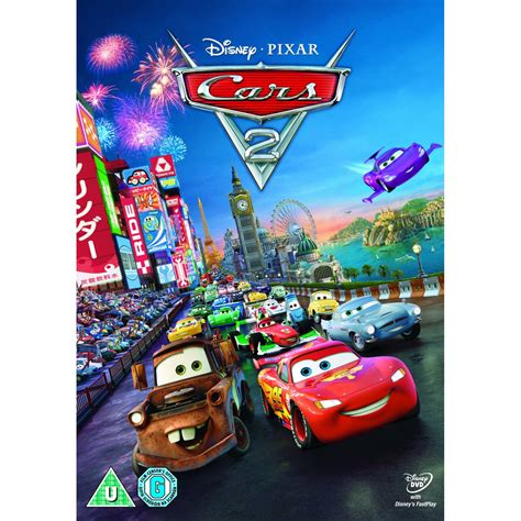 Disney Pixar Cars 2 Vision Original Dvd cars 2 2011 disney pixar children animated dvd brand new ebay