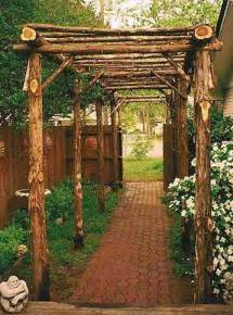 backyard trellis designs best 25 rustic pergola ideas on wood pergola