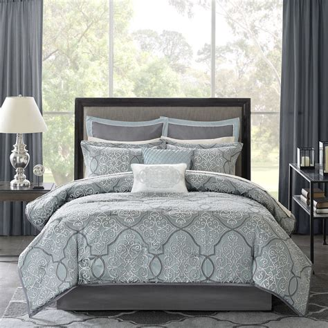 Jacquard Bed Set Jcpenney Park Anouk 12 Pc Jacquard Complete Bedding Set With Sheets Shopstyle