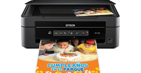 reset epson xp 201 descargar descargar epson expression xp 201 driver gratis