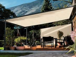 Patio Canopy Ideas by Exceptional Shade Solutions For Outdoor Rooms Designrulz