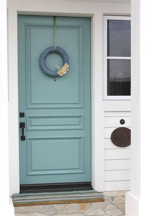 paint colors for front doors popular front door paint colors