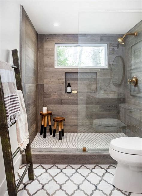 Master Bathroom Tile Ideas 60 Small Master Bathroom Tile Makeover Design Ideas Homearchite