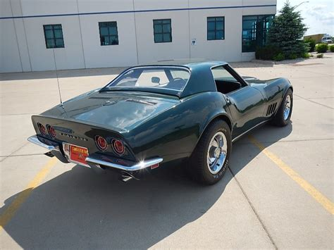 Used Chevrolet Corvettes For Sale Used Corvettes For Sale 1968 Chevrolet Corvette 2 Top