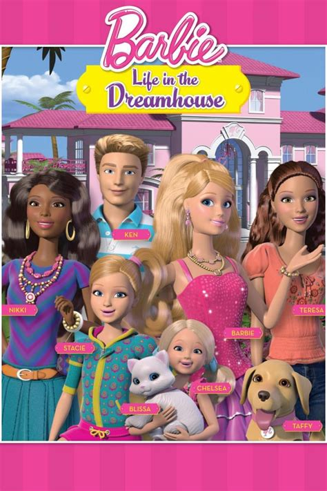 film barbie house barbie life in the dreamhouse tv series 2012 2015