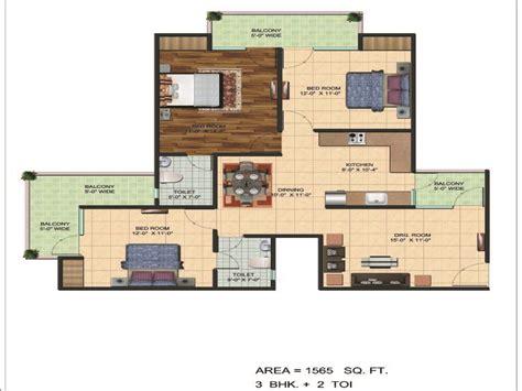central imperial floor plan kumar imperial greens floor plan 4bhk 2toilet 1565 sqft