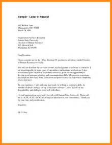 Contract Letter Of Interest 3 Sle Letter Of Interest Actor Resumed
