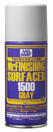 Dijamin Mr Finishing Surfacer 1500 White mr hobby mr finishing surfacer 1500 white aerosol type