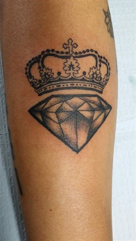tattoo diamond crown 60 best diamond tattoo design ideas with meaning