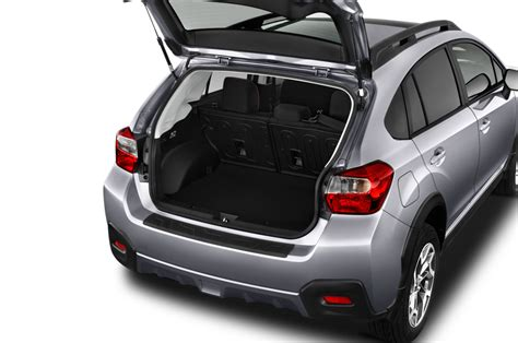 subaru crosstrek interior trunk subaru crosstrek reviews research new used models