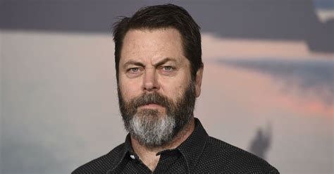 nick offerman news nick offerman gives a rare ron swanson take on politics rare
