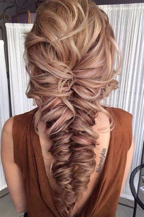Hairstyles For Hair Prom by 21 Fancy Prom Hairstyles For Hair Prom Hairstyles