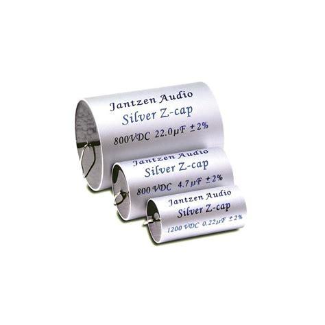 capacitors jantzen capacitor jantzen silver z cap mkp 800 vdc 1 8 uf fidelity components shop