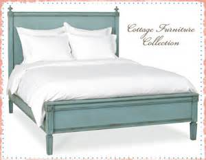 Cottage furniture collection beds dressers nightstands tv