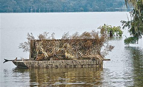 Pontoon Floor Plans top boat blinds for waterfowl hunters