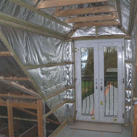 Quilt Loft Insulation by Foil Insulation Ecohome Insulation