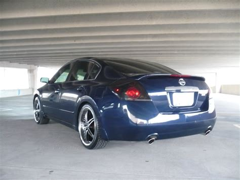 2007 Nissan Altima Customized