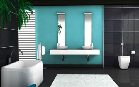 badezimmer wandfarbe wandfarbe t 252 rkis 42 tolle bilder