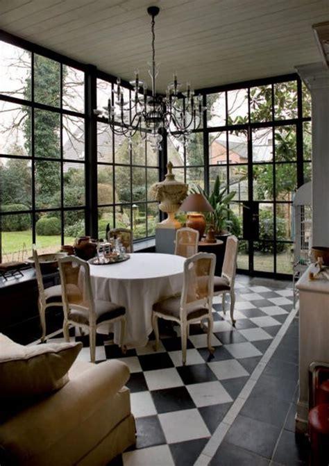 sunroom area architecture design