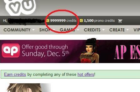 full download imvu hack for credits 2010 free imvu credits generator